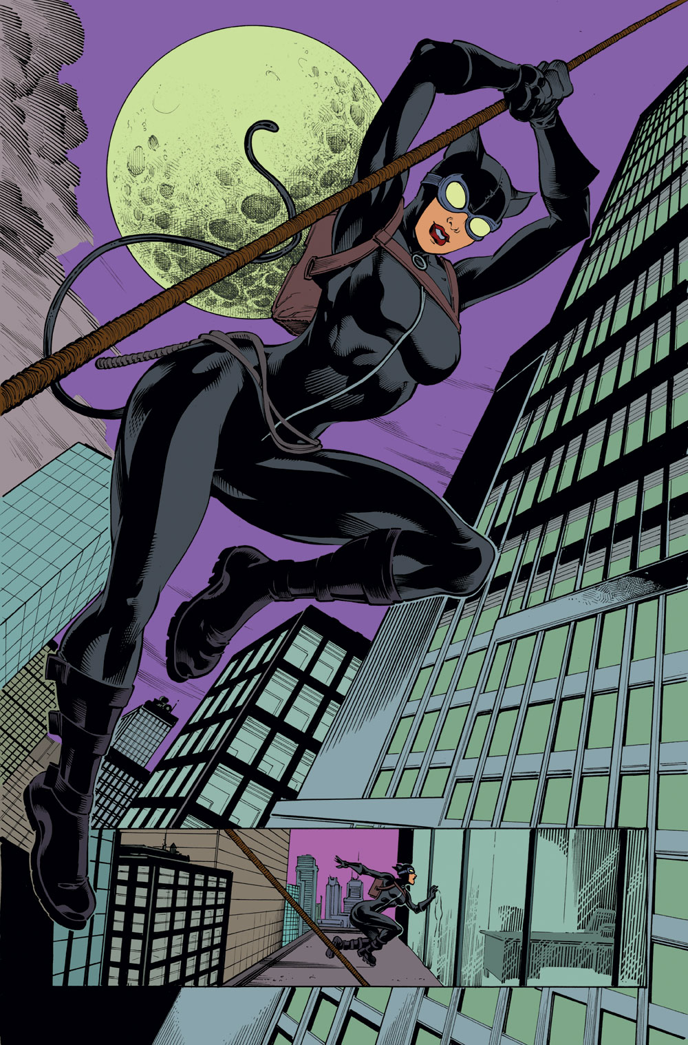 Catwoman Justice League of America #14